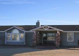 Casa en ejecución hipotecaria in Phelan, CA, 92371,  PERCHERON LN ID: P1695260