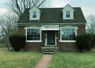 Casa en ejecución hipotecaria in Detroit, MI, 48224,  MARLBOROUGH ST ID: P1696248