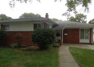 Casa en ejecución hipotecaria in Livonia, MI, 48154,  LYONS ST ID: P1696436