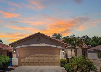 Foreclosure Home in Mesa, AZ, 85208,  E BALSAM AVE ID: P1720590