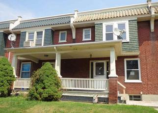 Foreclosure Home in York, PA, 17401,  S ROYAL ST ID: P1724966