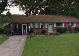 Casa en ejecución hipotecaria in Bel Air, MD, 21015,  HARRINGTON RD ID: P1728507
