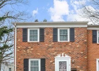 Foreclosure Home in Fredericksburg, VA, 22408,  BENTLEY CT ID: P1728997