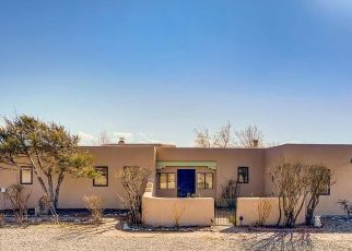 Foreclosure Home in Santa Fe, NM, 87508,  MARIANO RD ID: P1731312