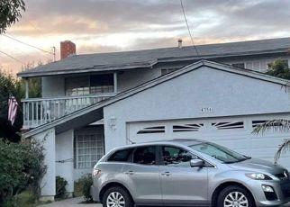 Casa en ejecución hipotecaria in San Diego, CA, 92117,  CANNINGTON DR ID: P1732393