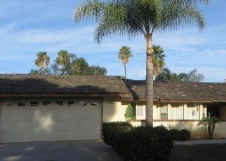 Casa en ejecución hipotecaria in Riverside, CA, 92508,  CALLE VISTA DR ID: P1732496