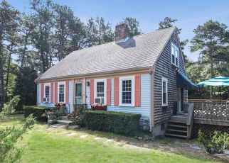 Foreclosure Home in Eastham, MA, 02642,  PINE WOODS RD ID: P1732581