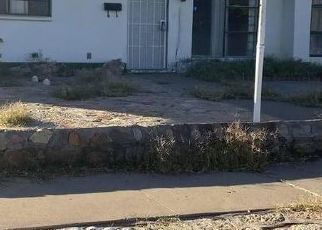 Foreclosure Home in El Paso, TX, 79924,  HUGG ST ID: P1737246