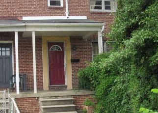 Foreclosure Home in Baltimore, MD, 21213,  EDISON HWY ID: P1737299