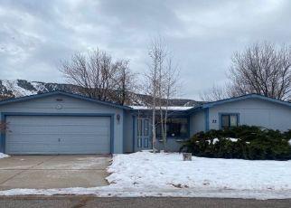 Foreclosure Home in Parachute, CO, 81635,  W TAMARACK CIR ID: P1740502