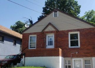 Casa en ejecución hipotecaria in Saint Louis, MO, 63121,  DARDANELLA AVE ID: P1742835