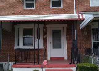 Casa en ejecución hipotecaria in Dundalk, MD, 21222,  KAVANAGH RD ID: P1757002