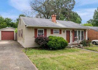 Foreclosure Home in Evansville, IN, 47710,  WARREN DR ID: P1761119