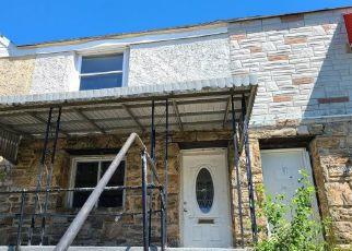 Casa en ejecución hipotecaria in Brooklyn, MD, 21225,  8TH ST ID: P1768357