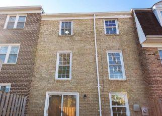 Casa en ejecución hipotecaria in Gaithersburg, MD, 20878,  OAK SHADE RD ID: P1768416