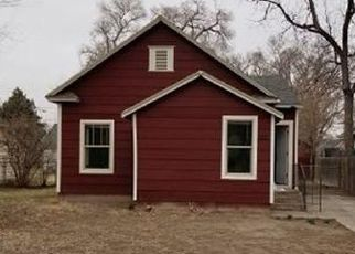 Foreclosure Home in Sterling, CO, 80751,  DENVER ST ID: P1773308
