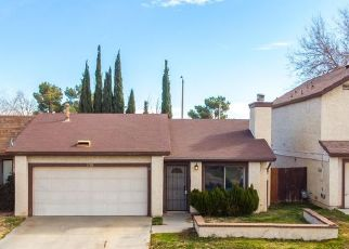 Foreclosure Home in Palmdale, CA, 93550,  CLUNY AVE ID: P1774994