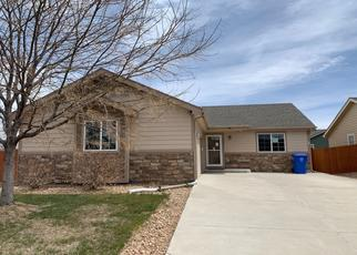 Foreclosure Home in Loveland, CO, 80537,  CENTAURUS PL ID: P1775155