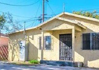 Foreclosure Home in Los Angeles, CA, 90061,  W 110TH ST ID: P1776116
