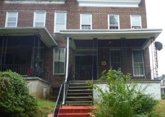 Foreclosure Home in Baltimore, MD, 21216,  ELLICOTT DRIVEWAY ID: P1776510