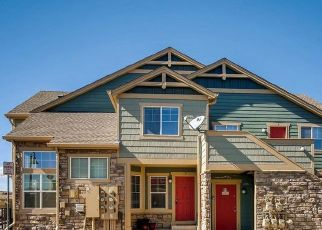 Foreclosure Home in Aurora, CO, 80016,  ALAMO PL ID: P1779108