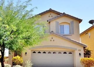Foreclosure Home in North Las Vegas, NV, 89084,  WHITE STORK DR ID: P1784973