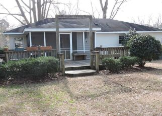 Foreclosure Home in Greenville, NC, 27858,  EVERGREEN DR ID: P1787358