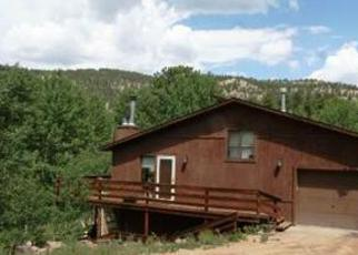Foreclosure Home in Bailey, CO, 80421,  SILVER SPRINGS RD ID: P1788783