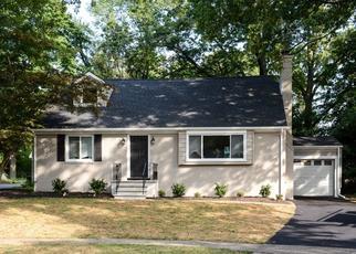 Foreclosure Home in Glen Ridge, NJ, 07028,  CHESTNUT HILL PL ID: P1790202