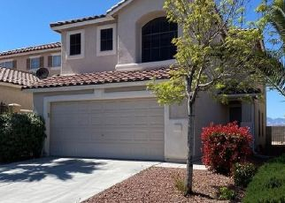Foreclosure Home in Henderson, NV, 89052,  CATHEDRAL RIDGE ST ID: P1790282
