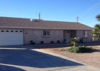 Casa en ejecución hipotecaria in Lake Havasu City, AZ, 86403,  MINNOW LN ID: P1790360