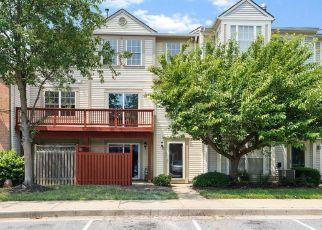 Casa en ejecución hipotecaria in Randallstown, MD, 21133,  SIDE SADDLE CT ID: P1792821