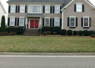 Casa en ejecución hipotecaria in Chesterfield Condado, VA ID: P1794494