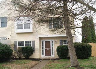 Casa en ejecución hipotecaria in Centreville, VA, 20121,  GRUMBLE JONES CT ID: P1799130