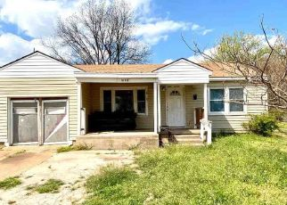 Foreclosure Home in Enid, OK, 73701,  E PARK ST ID: P1799928
