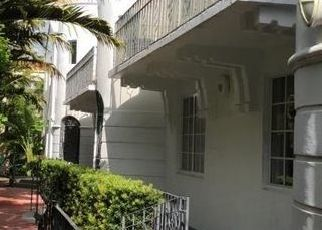 Casa en ejecución hipotecaria in Miami Beach, FL, 33139,  MERIDIAN AVE ID: P1800722