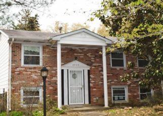 Casa en ejecución hipotecaria in Upper Marlboro, MD, 20772,  FAIRWAY VIEW CT ID: P1802788
