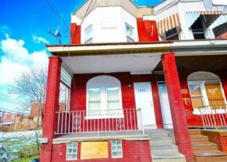 Foreclosure Home in Camden, NJ, 08104,  THURMAN ST ID: P1804986
