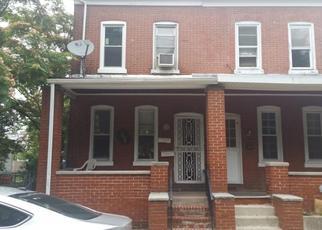 Foreclosure Home in Trenton, NJ, 08629,  FAIRMOUNT AVE ID: P1809216