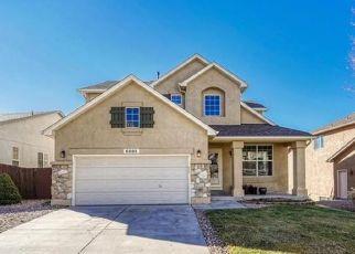 Casa en ejecución hipotecaria in Colorado Springs, CO, 80922,  AMBER RIDGE DR ID: P1813537