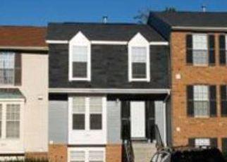 Casa en ejecución hipotecaria in Gaithersburg, MD, 20878,  FLAGLER DR ID: P1814783