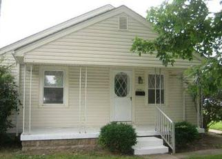 Foreclosure Home in Anderson, IN, 46013,  FERNWAY DR ID: P1819846