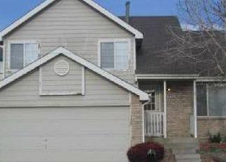 Foreclosure Home in Brighton, CO, 80602,  MAGNOLIA WAY ID: P1821311