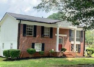 Casa en ejecución hipotecaria in Anderson, SC, 29621,  MCKINLEY DR ID: P1821662