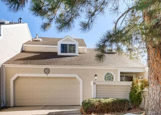Foreclosure Home in Aurora, CO, 80012,  S EVANSTON WAY ID: P1822965