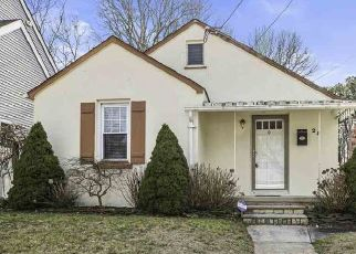 Foreclosure Home in Linwood, NJ, 08221,  GREENWICH AVE ID: P1824797