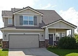 Foreclosure Home in Castle Rock, CO, 80104,  FALMOUTH ST ID: P1825652