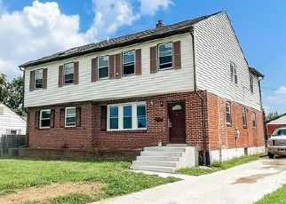 Foreclosed Homes in New Castle, DE, 19720, ID: P1828722