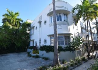 Casa en ejecución hipotecaria in Miami Beach, FL, 33139,  DREXEL AVE ID: P1828940