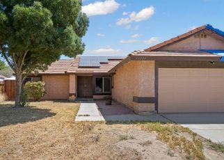 Casa en ejecución hipotecaria in Lancaster, CA, 93535,  RODIN AVE ID: P1829735